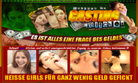 Hardcore teen bei CastingBitches.com