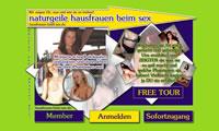 Privatsex bei Hausfrauen-beim-Sex.de