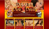 Dildo sexfilme bei DickDevil.com