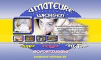 Amateursex Pornos bei Amateure-Wichsen.de